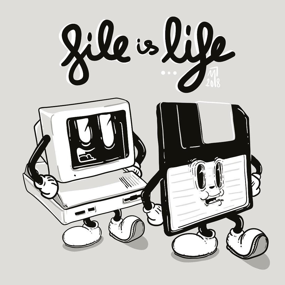 file is life