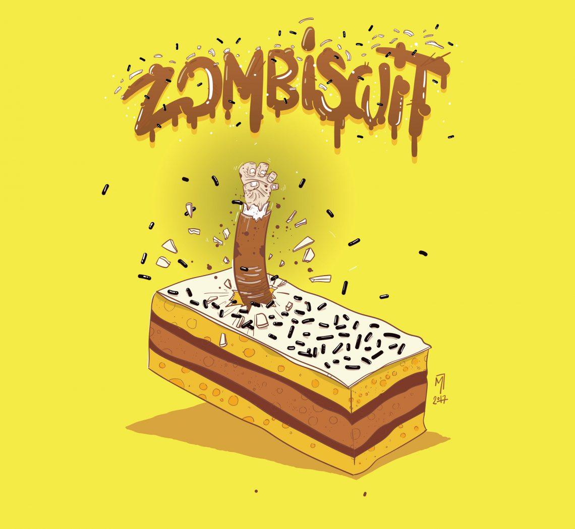 minastrie zombiscuit illustration