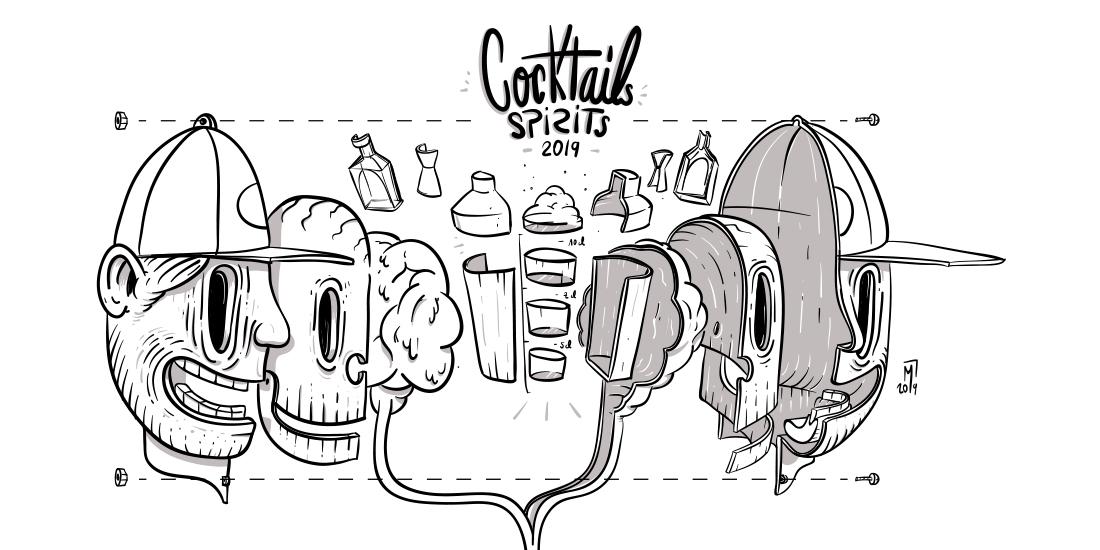 minastrie cocktail spirit 2019