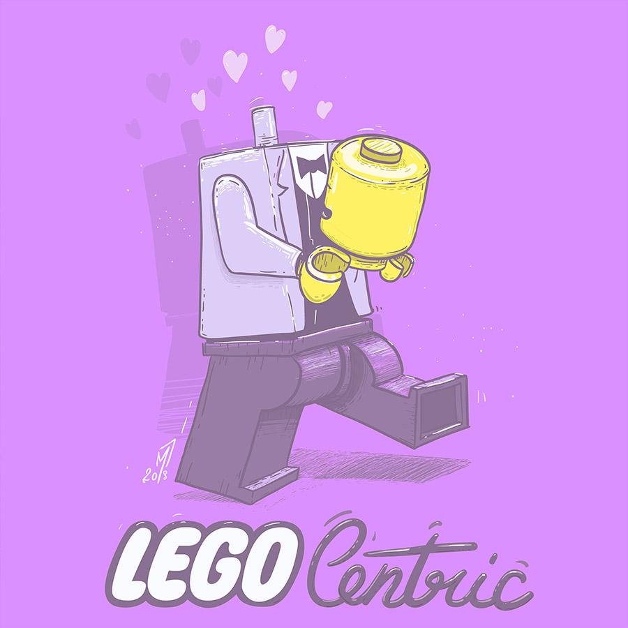 minastrie lego illustration