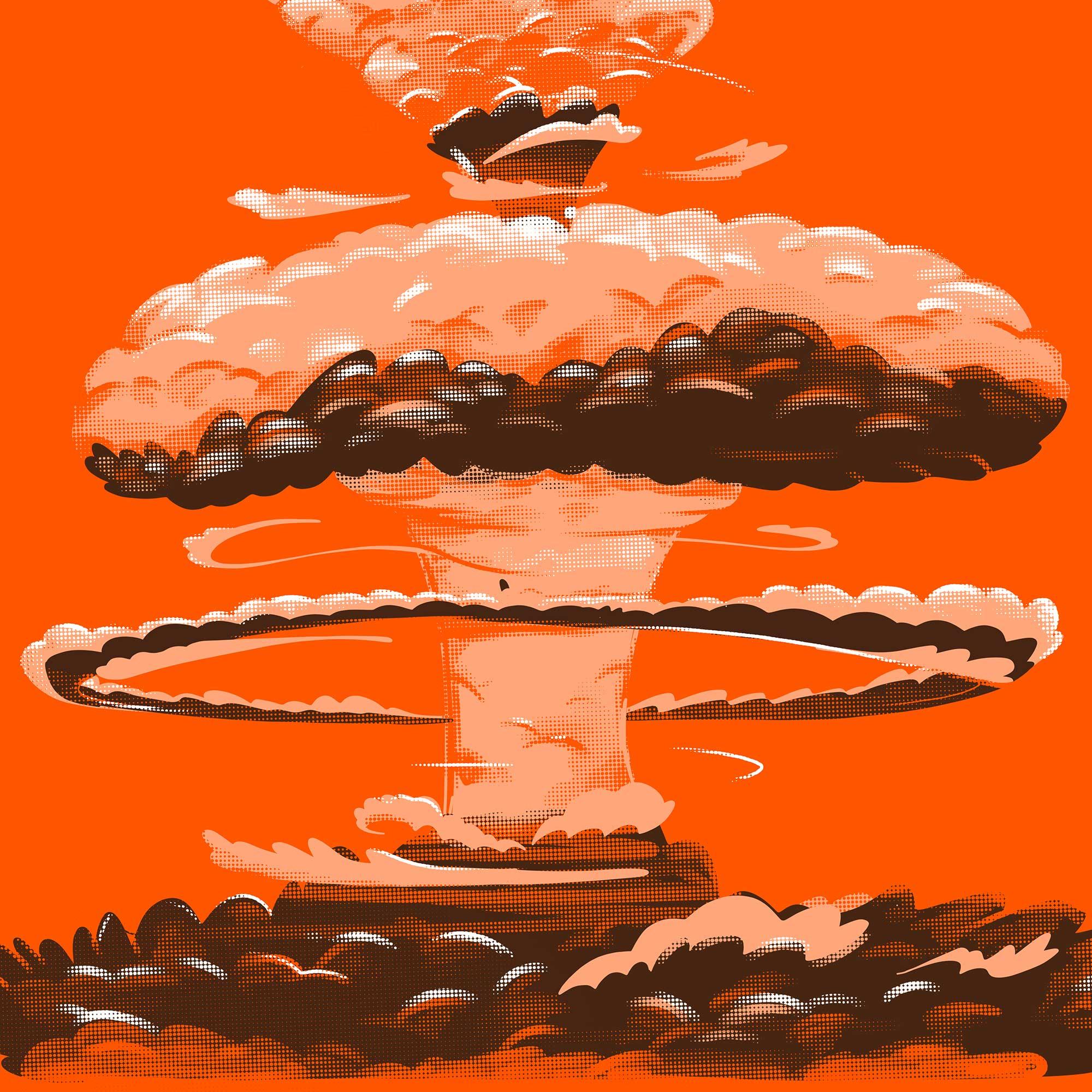 illustration ombre nucléaire d'amour minastrie